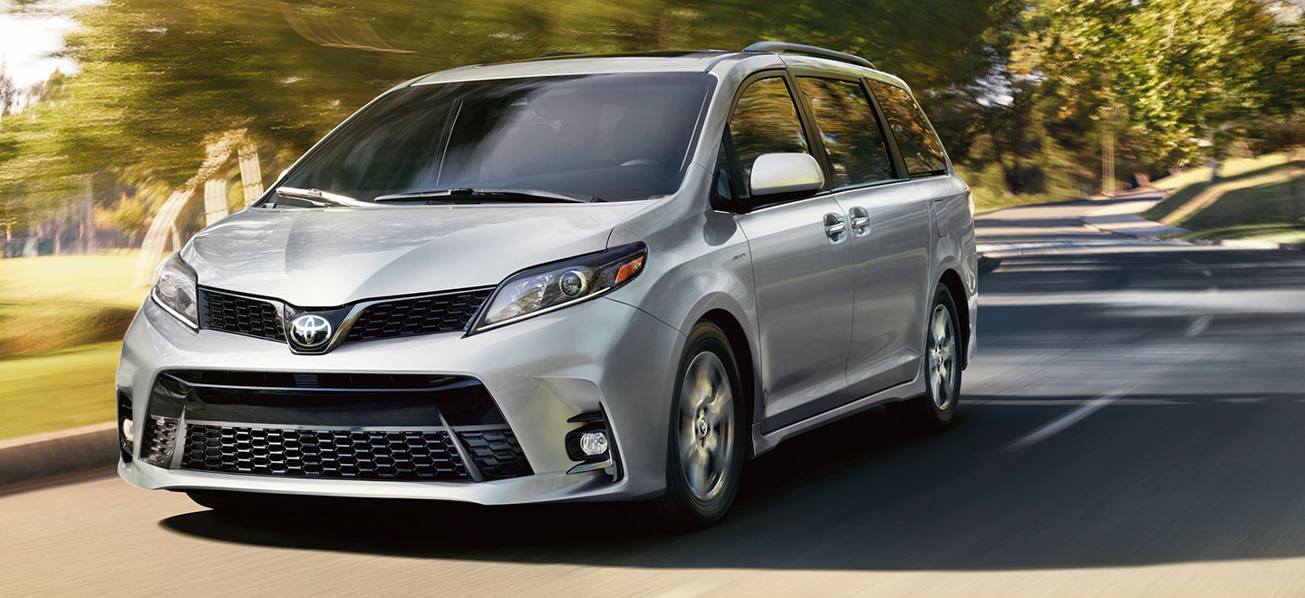 The 2020 Toyota Sienna is available at our Toyota Dealership in Atlanta, GA