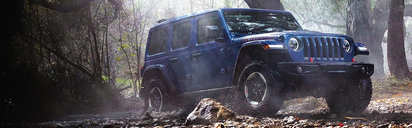 New 2020 Jeep Wrangler for sale at Spitzer Motors CDJR Mansfield
