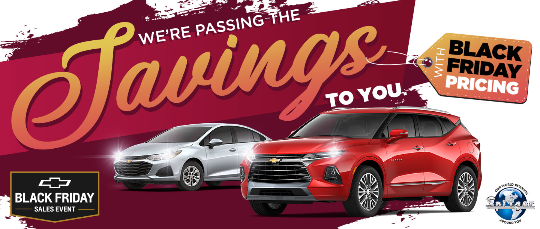 Spitzer Chevrolet Amherst Savings