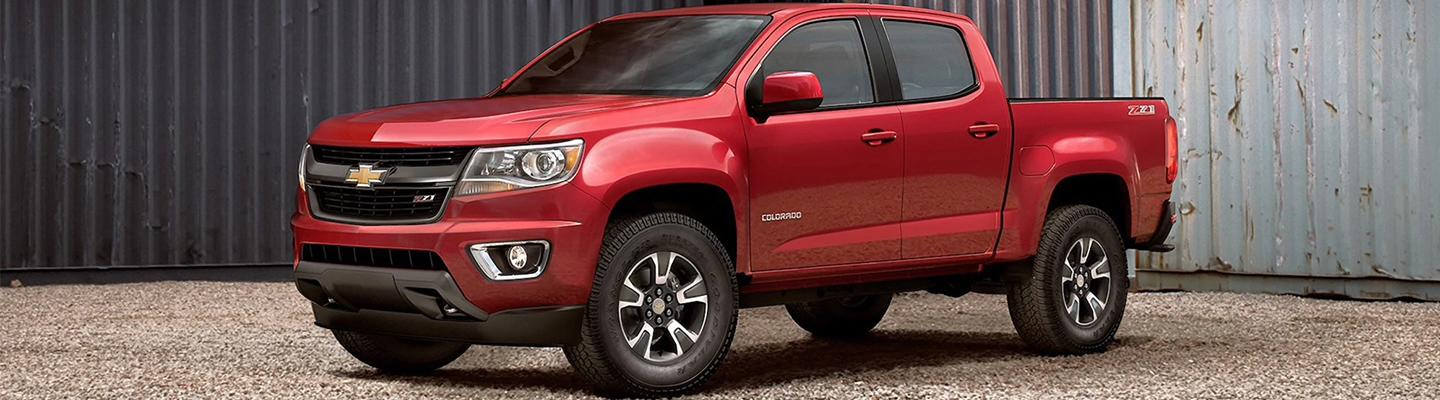 2020 Chevy Colorado for sale at Spitzer Chevy North Canton