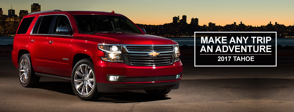 Top Reasons to Buy a 2017 Tahoe in Manhattan | Chevy Dealer in NY
