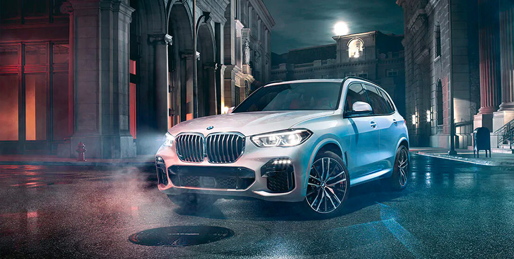 The is available at our 2019 BMW X5 is available at our BMW dealer near Hilton Head, SC.