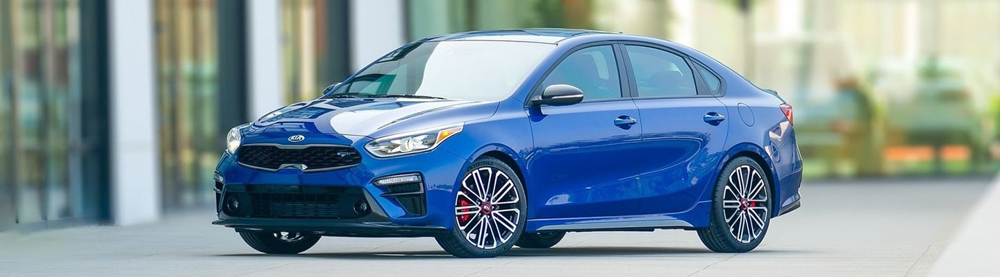 2020 Kia Forte for sale at Spitzer Kia Mansfield Ohio