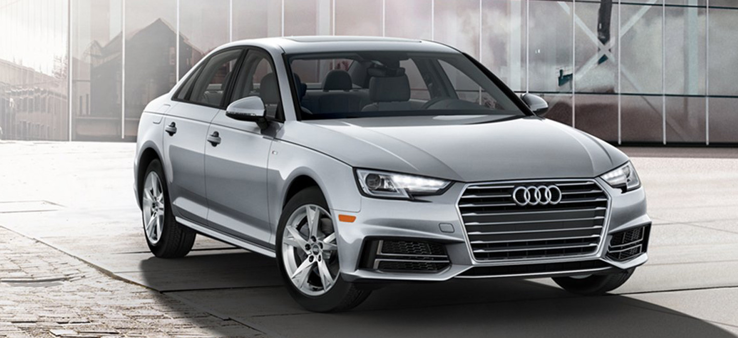 The 2018 Audi A4 is available at our Audi dealership in Oklahoma City, OK.