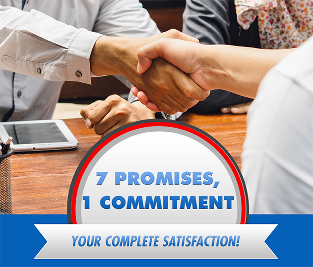 FLAGSTAFF 7 PROMISES CUSTOMER SATISFACTION NISSAN SUBARU ARIZONA