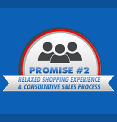PROMISE 2 – PRESSURE FREE EXPERIENCE FLAGSTAFF 7 PROMISES CUSTOMER SATISFACTION NISSAN SUBARU ARIZONA