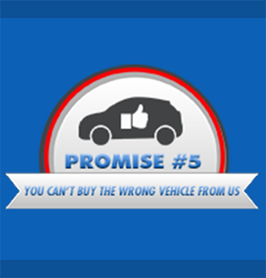 PROMISE 5 – MONEY BACK GUARANTEE FLAGSTAFF 7 PROMISES CUSTOMER SATISFACTION NISSAN SUBARU ARIZONA