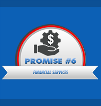 PROMISE 6 – CREDIT FINANCING FLAGSTAFF 7 PROMISES CUSTOMER SATISFACTION NISSAN SUBARU ARIZONA