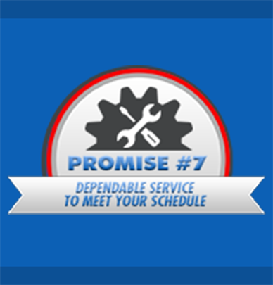 PROMISE 7 – REPAIR MAINTENANCE SERVICE OPEN SATURDAY FLAGSTAFF 7 PROMISES CUSTOMER SATISFACTION NISSAN SUBARU ARIZONA