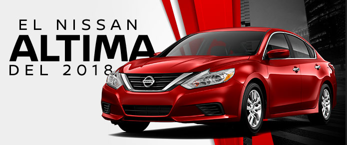 The 2018 Nissan Altima is available at Zeigler Nissan of Gurnee near Kenosha, WI