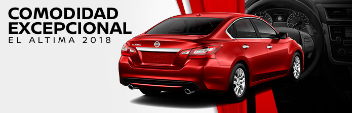 Safety features and interior of the 2018 Nissan Altima - available at Zeigler Nissan of Gurnee near Libertyville and Racine