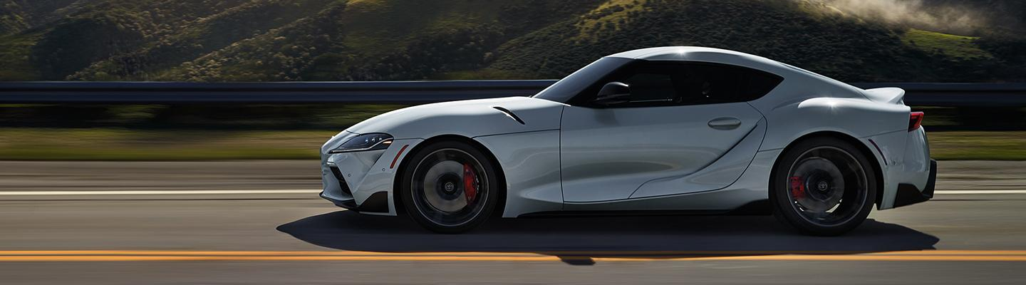 2020 Toyota Supra available at Spitzer Toyota