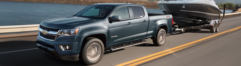 2020 Chevy Colorado for sale at Spitzer Chevy North Canton Ohio