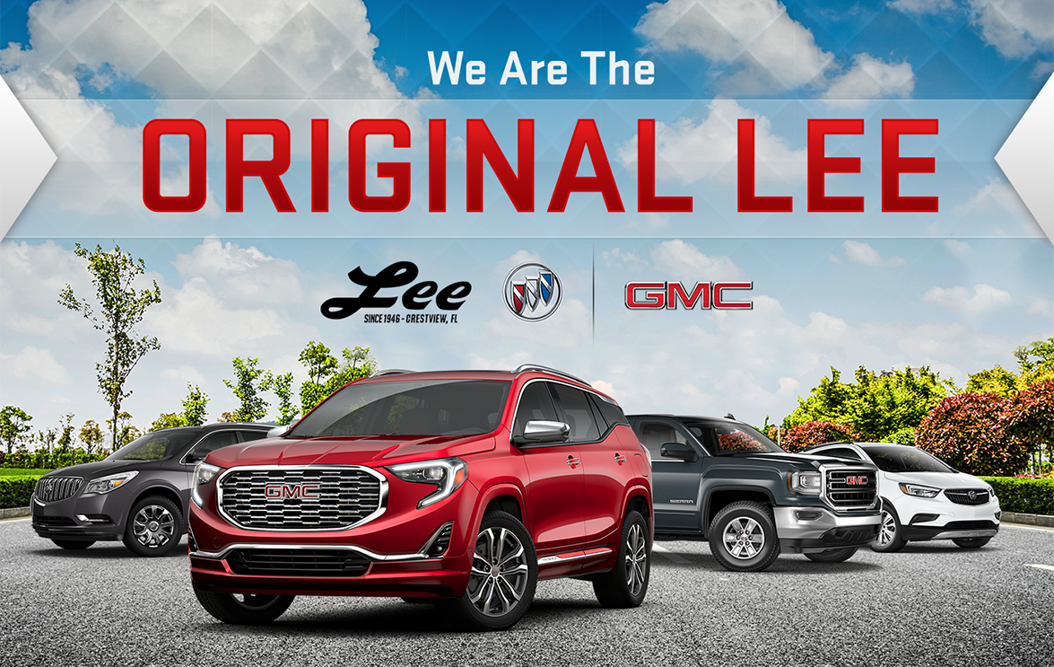 LEE BUICK GMC CRESTVIEW FLORIDA OVER 71 YEARS ORIGINAL LEE SINCE 1946
