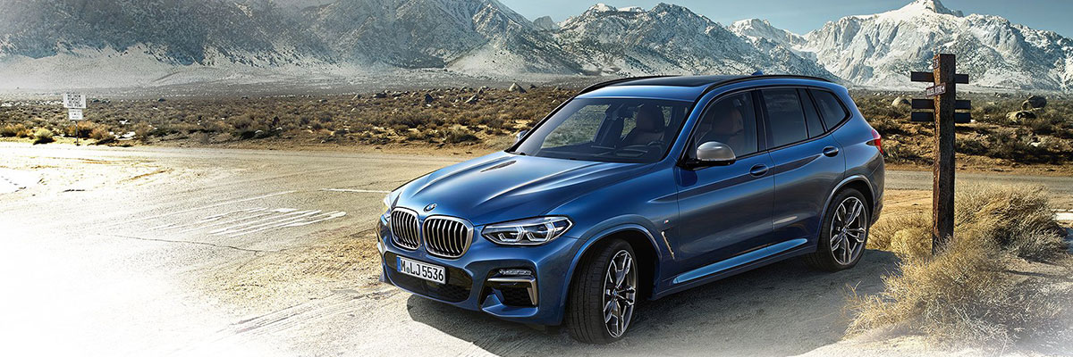 The 2018 BMW X3 is available at Hilton Head BMW near Savannah, GA