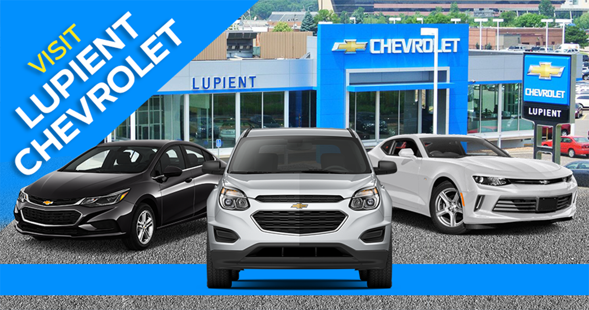 About Lupient Chevrolet | Chevy Dealership in Bloomington, MN