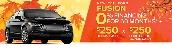October Ford Specials | Rountree Moore Ford Lincoln