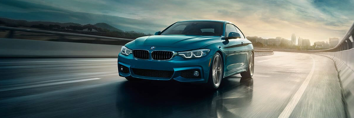 The 2018 BMW 4 Series is available at Hilton Head BMW