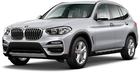 2018 BMW X3 sDrive30i at Vista BMW Pompano Beach in Fort Lauderdale, FL