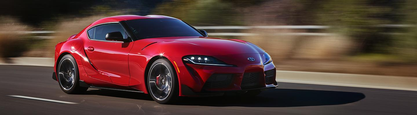 2020 Toyota Supra for sale at Spitzer Toyota Monroeville PA.