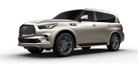 QX80 LUXE at Bob Moore INFINITI in Oklahoma City, OK