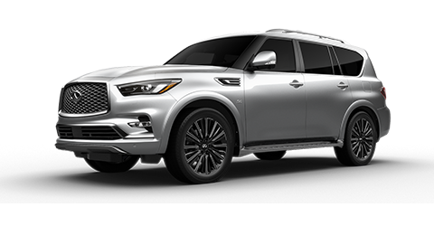 QX80 LIMITED at Bob Moore INFINITI in Oklahoma City, OK