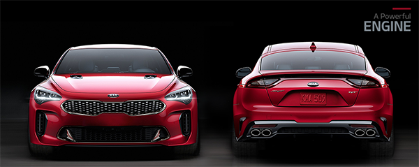 New Kia Stinger Virginia Beach, Greenbrier, Norfolk, Newport News, Hampton Porstmouth