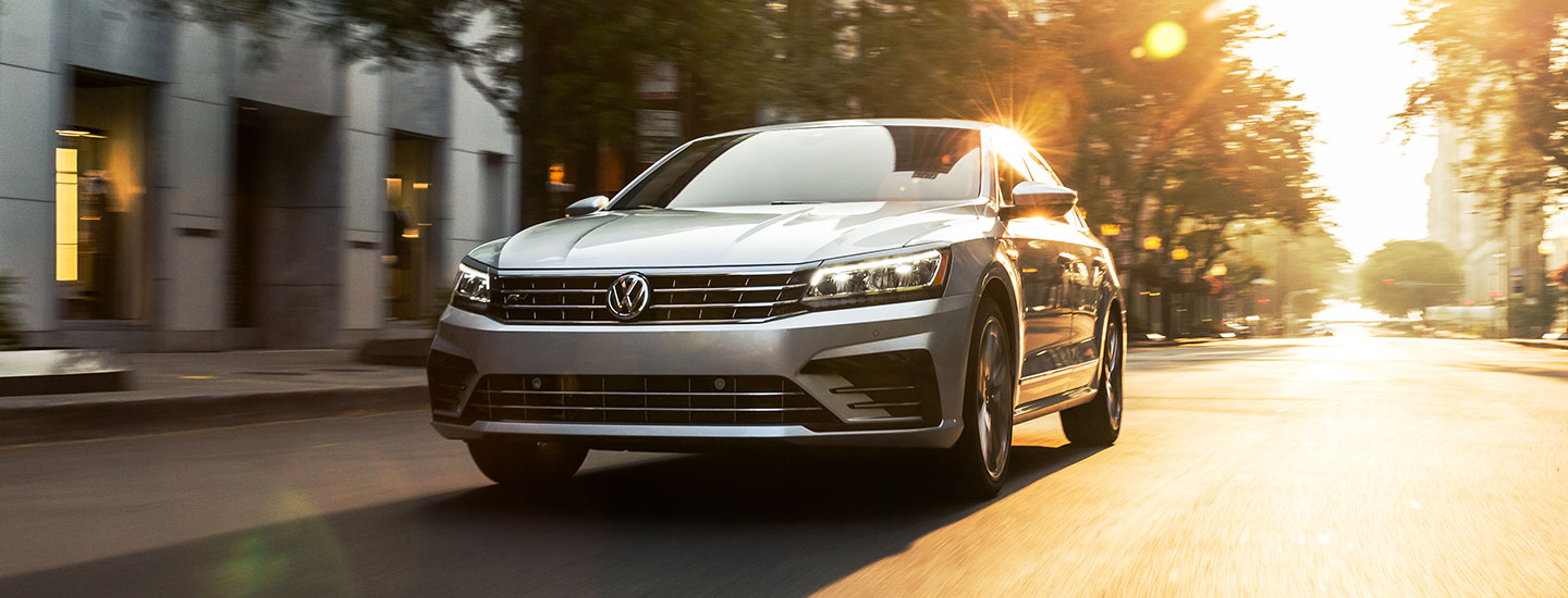 The 2019 Volkswagen Passat is available at our Volkswagen dealership in Gainesville, FL.