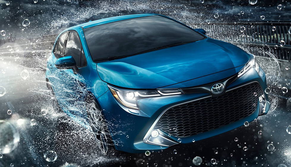 The 2019 Toyota Corolla is available at our Toyota Dealership in Columbus, GA