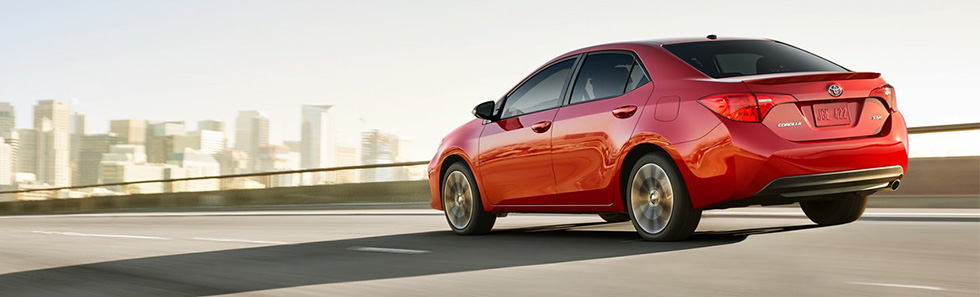 The 2019 Toyota Corolla is available at our Toyota Dealership near LaGrange, GA