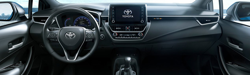 The 2019 Toyota Corolla is available at our Toyota Dealership near Auburn-Opelika, AL