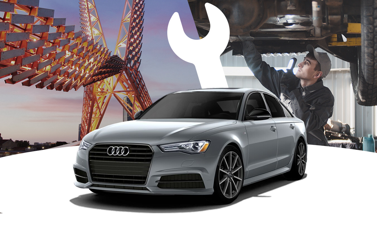 Get your Audi Oil Change Service and Auto Repair at your local Audi Dealership in Oklahoma City, OK