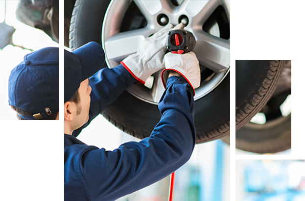 Audi Wheel and Tire Alignment Service at your preferred Audi Dealer in Edmond, OK