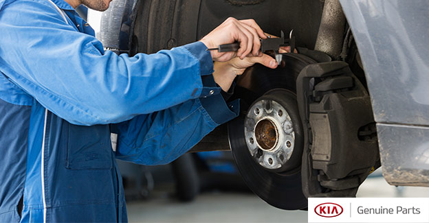Kia Brake Service at your local Kia Dealership in Oklahoma City, OK