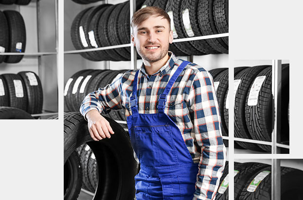 Kia Tire Service and Replacement at your local Kia Dealership in Oklahoma City, OK