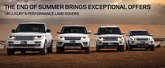 Land Rover Models >> Exceptional Offers On New Land Rovers Land Rover Honolulu
