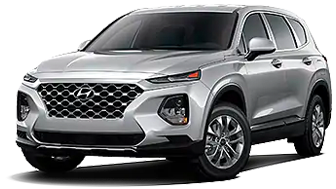 Santa Fe SE at our Hyundai dealership near Philadelphia, PA.