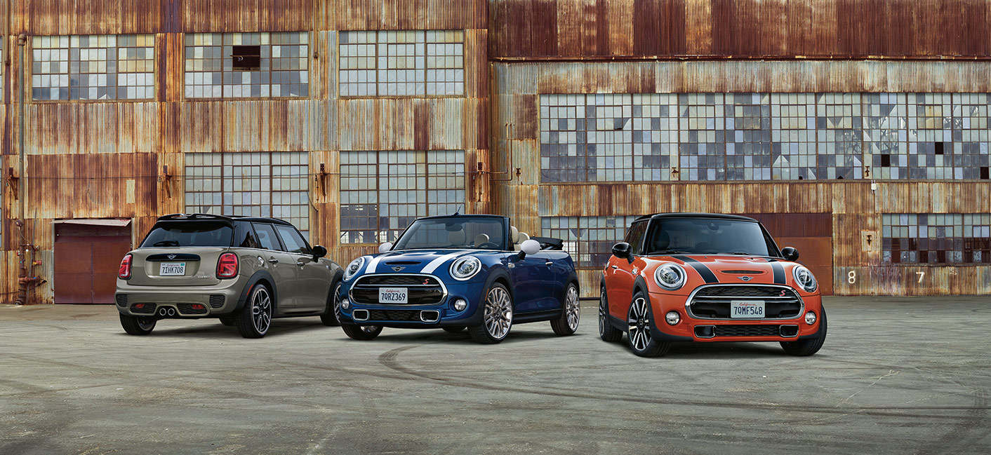 Mini Cooper Mini Clubman Comparison South Motors Mini