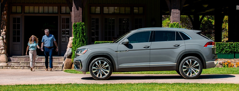 2020 VW Atlas Cross Sport for sale at Spitzer VW Amherst Ohio