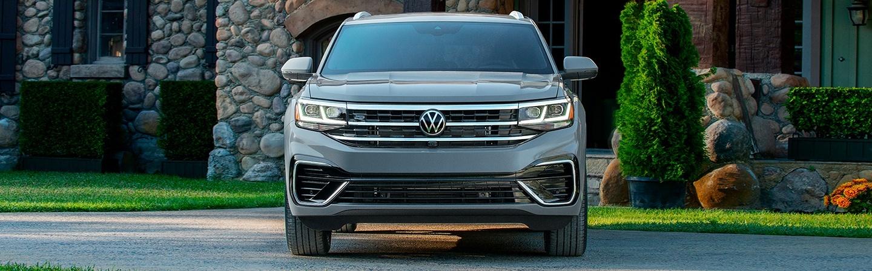 Exterior image of the 2020 VW Atlas Cross Sport
