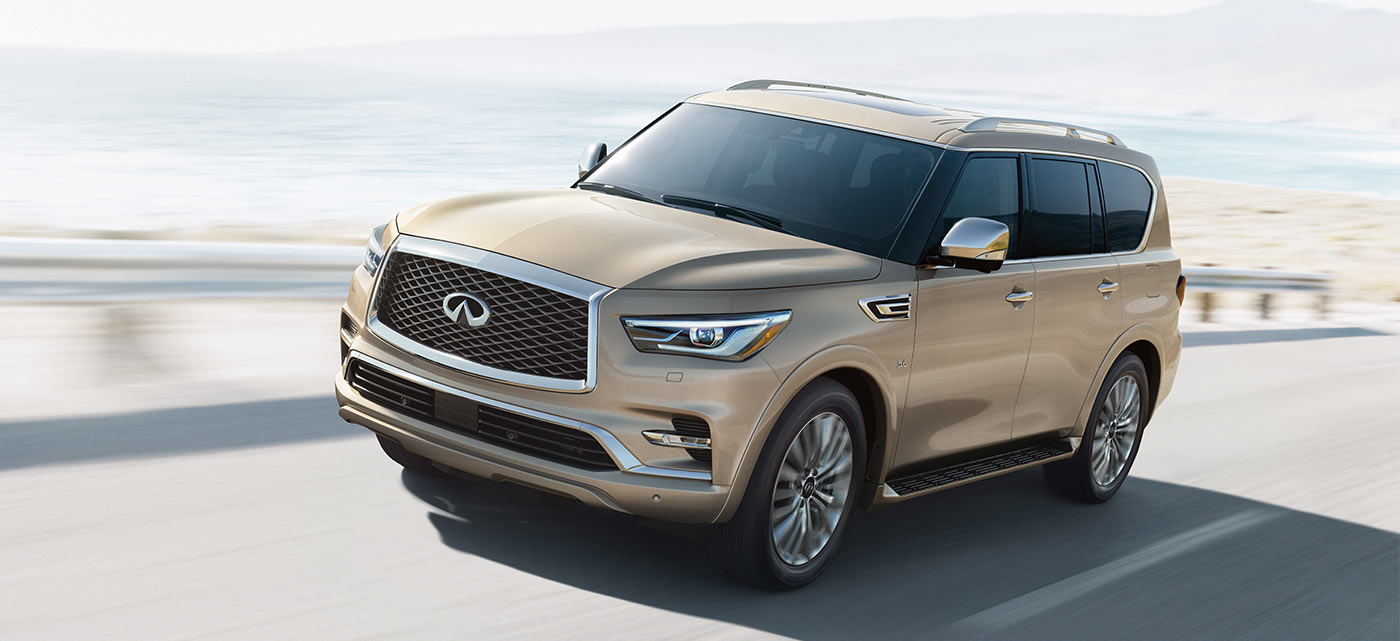 Learn more about standard safety features in the 2019 INFINITI QX80 at Bob Moore INFINITI in Oklahoma City, OK.