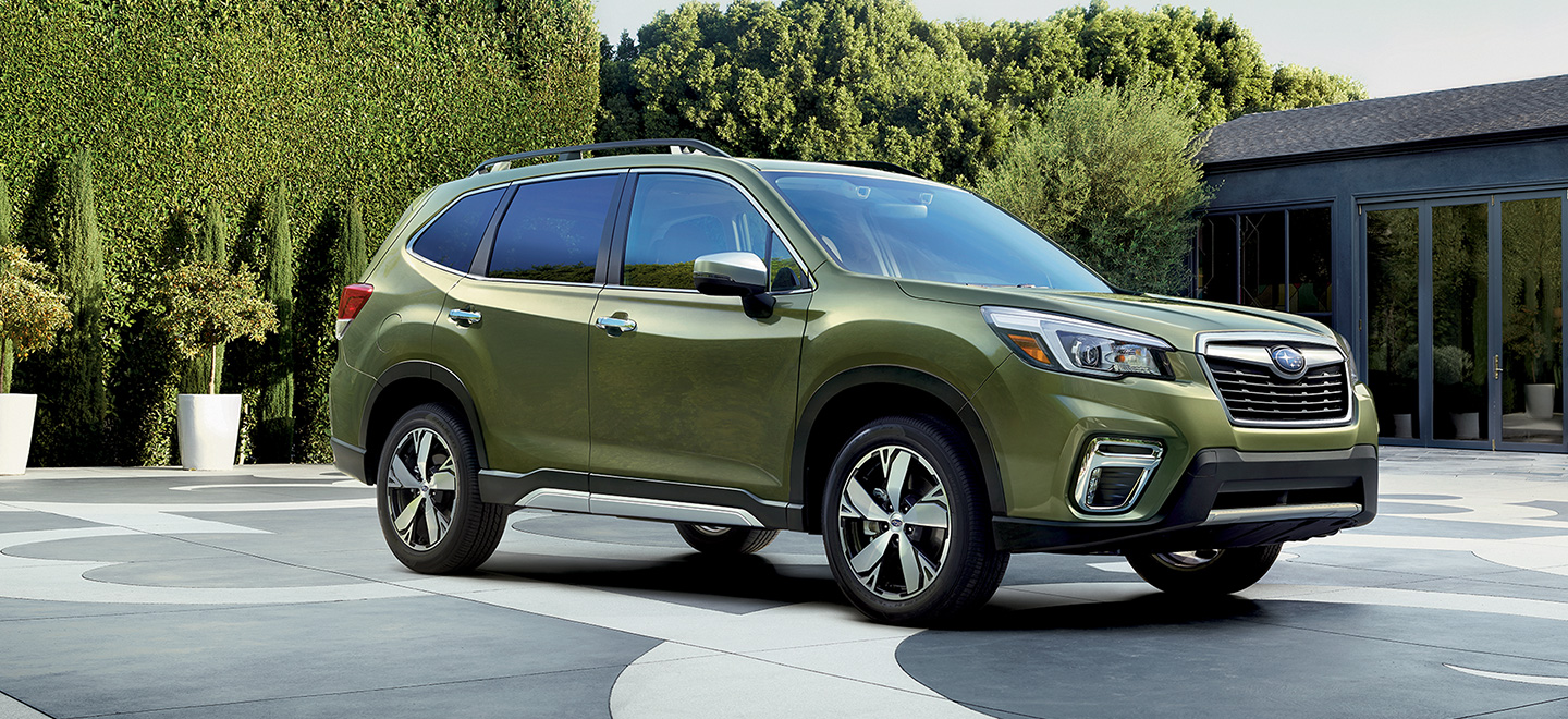 2019 Subaru Forester Features
