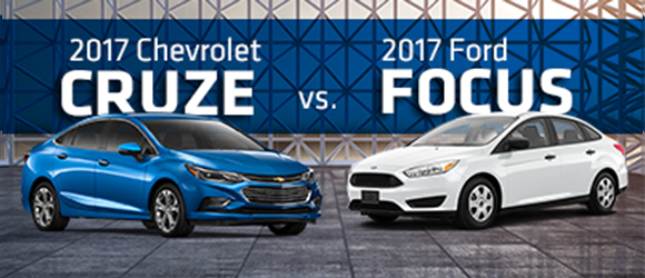 2017 Chevrolet Cruze vs The Competition in Indianapolis