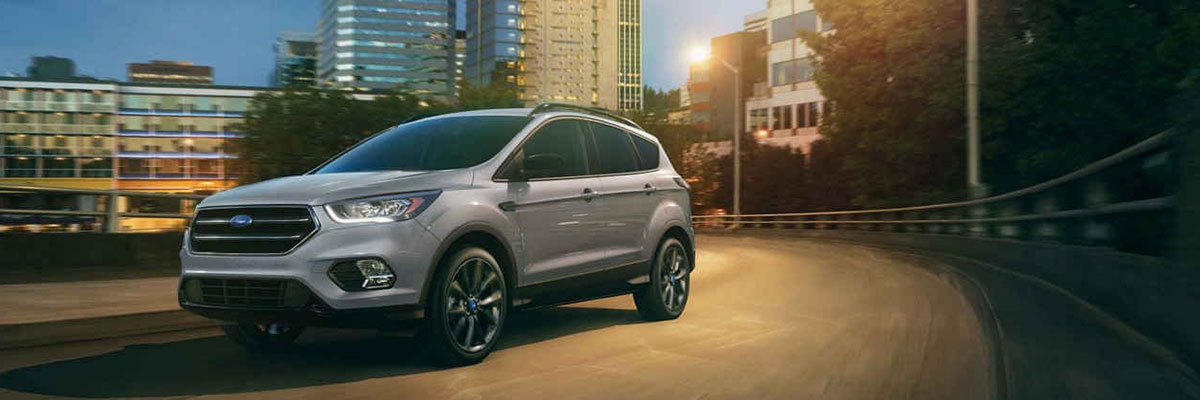 The 2018 Escape is available at Jim Tidwell Ford in Kennesaw, GA