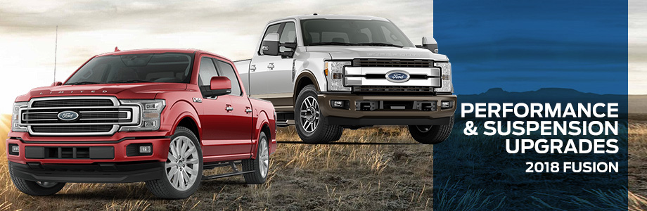 Ford Truck Performance and Suspension Upgrades at Jim Tidwell Ford in Kennesaw