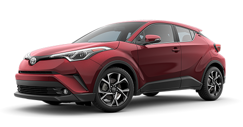 Toyota C-HR Limited at Toyota of Rock Hill in Rock Hill, SC