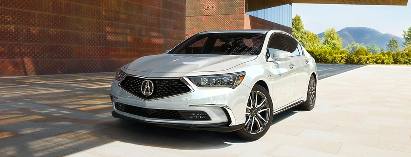 2020 Acura RLX for sale at Spitzer Acura McMurray near Pittsburgh