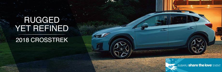 Reasons to Buy the 2018 Crosstrek   Rivertown Subaru in Columbus