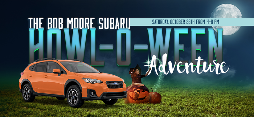 Join The Howl-O-Ween Adventure!