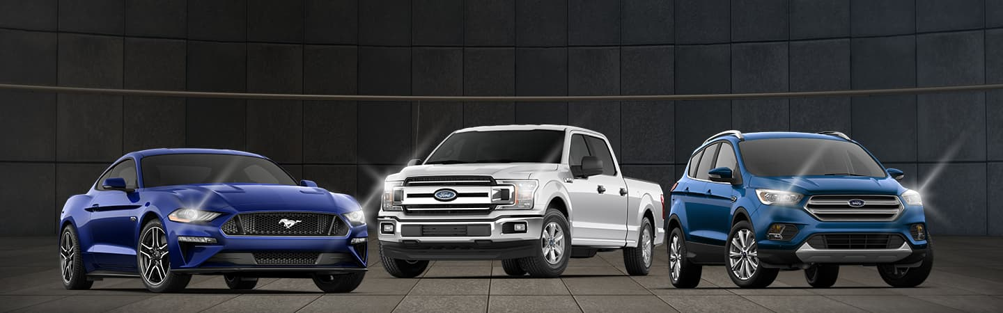 Our Ford Dealership has a large inventory of Certified Pre-Owned vehicles for sale.